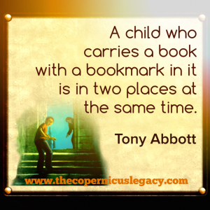 Books are magic!